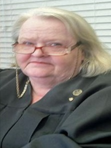 Former Gilmer County Probate Judge Anita Mullins